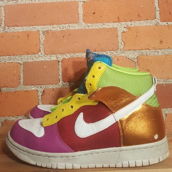 outlet store 75ba2 b0fef Nike Dunk High Top. M 5a7e0bcca825a6eb62e444aa